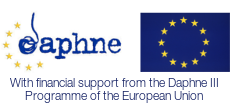 With financial support of the Daphne III Programme of the european Union