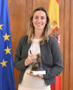 CENTRE FOR LEGAL STUDIES Represented by María de las Heras García, Director of the Centre