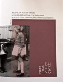 """Measuring Delinquency"". The Observation, Scientific Assessment and Testing of Delinquent Girls in 20th century Belgium"