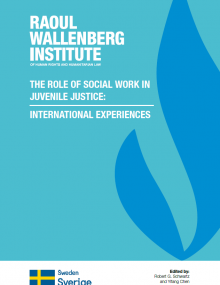 The role of social work in juvenile justice: International experience