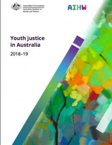 Youth justice in Australia 2018–19
