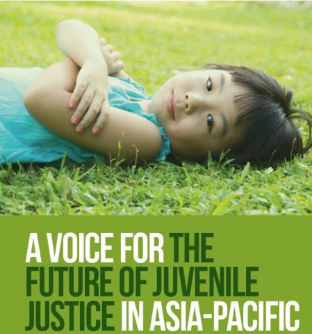 A voice for the future of juvenile justice in Asia-Pacific. Introduction to the Asia Pacific Council for juvenile justice and leading juvenile justice reforms in the region