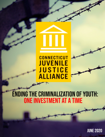 Ending the Criminalization of Youth: One Investment at a Time